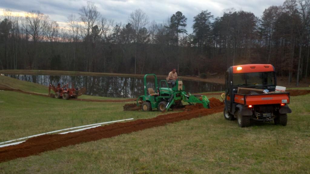 Irrigation Project - 2011