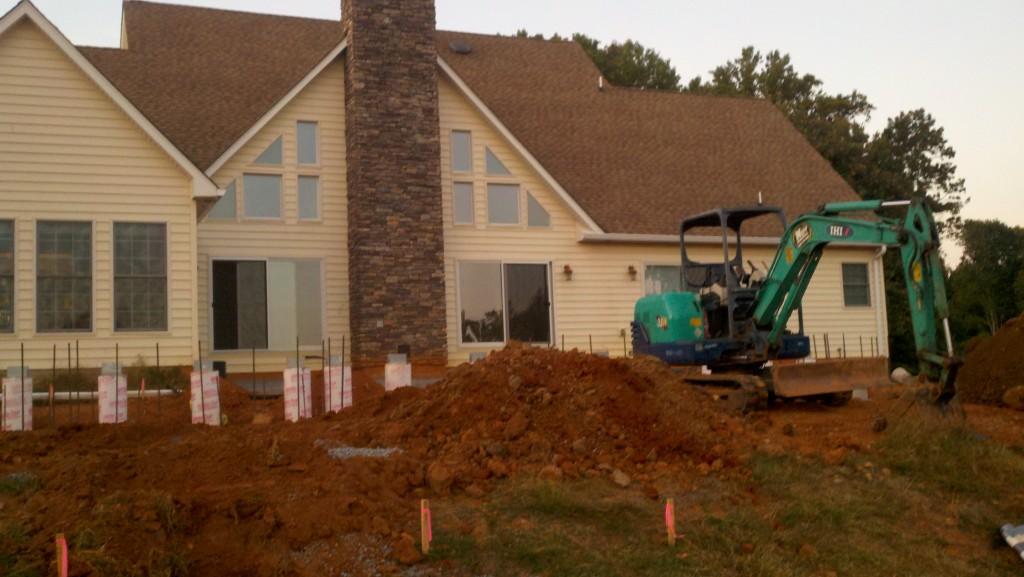 Building Deck - 2013